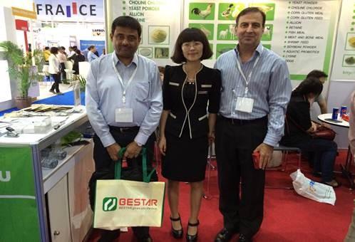 From Left to Right Mr. Suleman Shahbuddin, Ms. Sophia, Mr. Rizwan.F.Arfeen.